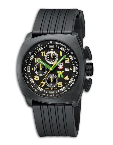 Reloj Luminox Tony Kanaan Karbon Chrono LX1101