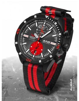 Reloj Vostok Europe Almaz Chrono 320C260T