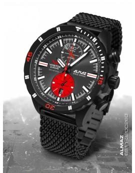Reloj Vostok Europe Almaz Chrono 320C260B