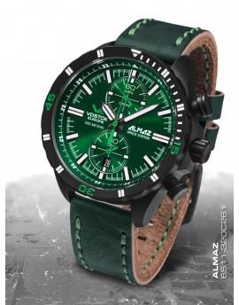 Reloj Vostok Europe Almaz Chrono 320C261