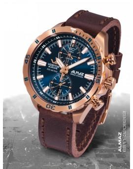 Reloj Vostok Europe Almaz Chrono 320B262