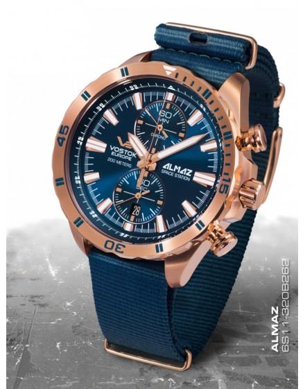 Reloj Vostok Europe Almaz Chrono 320B262T