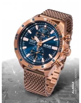 Reloj Vostok Europe Almaz Chrono 320B262B