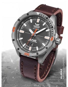 Reloj Vostok Europe Almaz Titanium 320H263