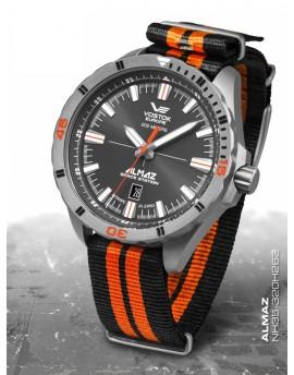 Reloj Vostok Europe Almaz Titanium 320H263T
