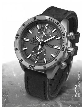 Reloj Vostok Europe Almaz Titanium 320H264