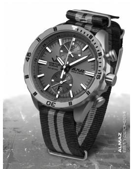 Reloj Vostok Europe Almaz Titanium 320H264T
