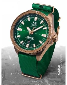Reloj Vostok Europe Almaz Bronze 320O265