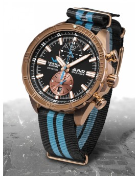 Reloj Vostok Europe Almaz Bronze 320O266