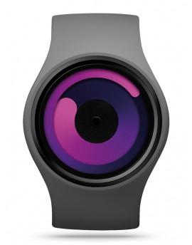 Reloj Ziiiro Gravity Grey Purple Z0001WGP