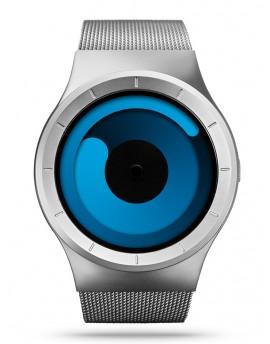 Reloj Ziiiro Mercury Chrome Ocean Z0002WS1
