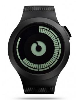 Reloj Ziiiro Saturn Black Z0008WB