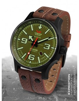 Reloj Vostok Europe Expedition North Pole 1 Automatic Piel 5954231