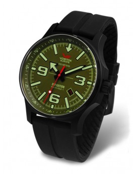 Reloj Vostok Europe Expedition North Pole 1 Automatic Caucho 5954231r