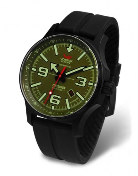 Reloj Vostok Europe Expedition North Pole 2 Automatic Caucho 5954231r