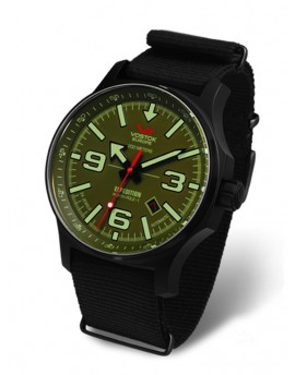 Reloj Vostok Europe Expedition North Pole 1 Automatic Textil 5954231t