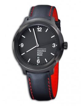 Reloj Mondaine Helvetica Bold New York Edition MH1.B1221.LB
