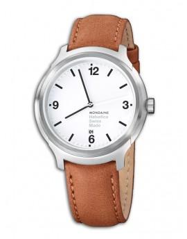 Reloj Mondaine Helvetica Bold MH1.B1210.LG