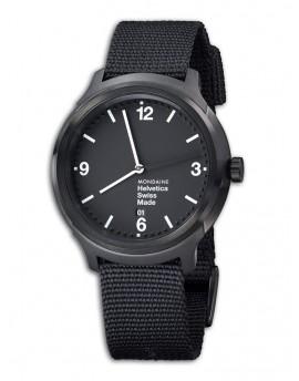 Reloj Mondaine Helvetica Bold MH1.B1221.NB