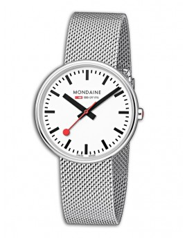 Reloj Mondaine SBB Evo Mini Giants A763.30362.11SBM