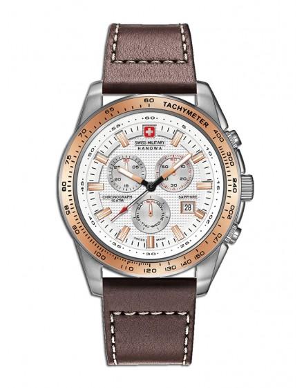 Reloj Swiss Military Hanowa Crusader Chrono 642250400109