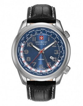 Reloj Swiss Military Hanowa Worldtimer 6-4293.04.003