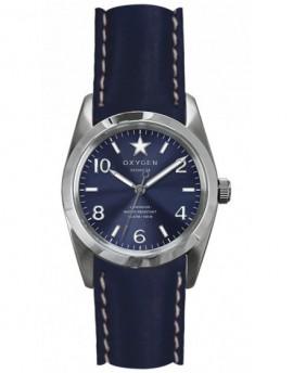 Reloj Oxygen Sport 34 Boston Piel EX-S-BOS-34-CL-NA