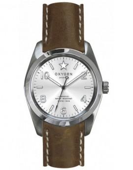 Reloj Oxygen Sport 38 Paris Piel EX-S-PAR-38-CL-DB