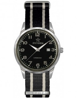 Reloj Oxygen Sport Vintage 40 Mamba Textil EX-SV-MAM-40-NN-BLIVBL