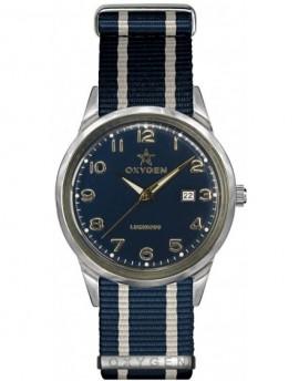 Reloj Oxygen Sport Vintage 40 Nevada Textil EX-SV-NEV-40-NN-NAIVNA