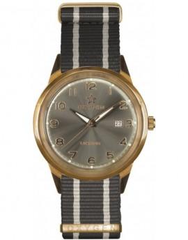 Reloj Oxygen Sport Vintage 40 Panama Textil EX-SV-PAN-40-NN-GRIVGR