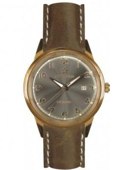 Reloj Oxygen Sport Vintage 40 Panama Piel EX-SV-PAN-40-CL-LB