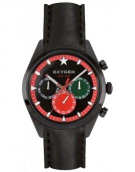 Reloj Oxygen Sport DT 40 Roma Piel EX-SDT-ROM-40-CL-BL