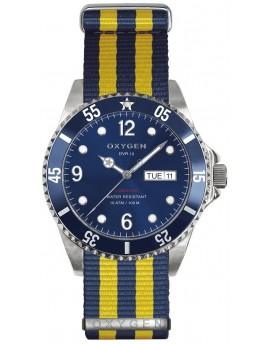 Reloj Oxygen Diver 36 Atlantic Textil EX-D-ATL-36-NN-NAYE