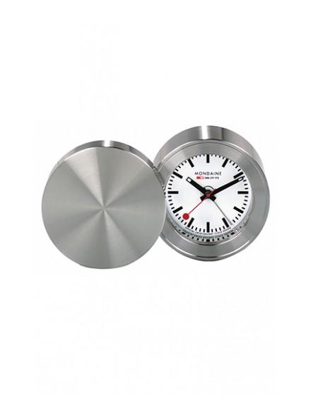 Reloj Mondaine Travel Alarm Clock MSM.64410