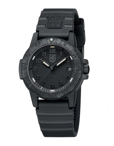 Luminox Leatherback 39 Black Out LX0301.BO