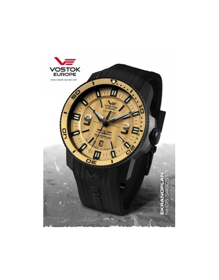 Vostok Europe Ekranoplan Automatic NH35A-546D511
