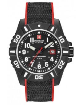 Reloj Swiss Military Black Carbon 06-4309.17.007.04