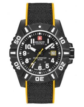 Reloj Swiss Military Black Carbon 06-4309.17.007.79