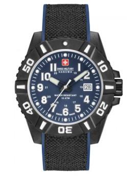 Reloj Swiss Military Black Carbon 06-4309.17.003