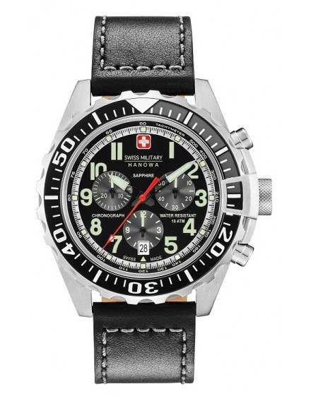 Reloj Swiss Military Hanowa Touchdown Chrono 643040400707