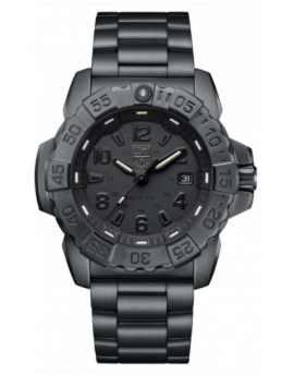 Reloj Luminox Navy SEAL Steel Black Out LX3252.BO