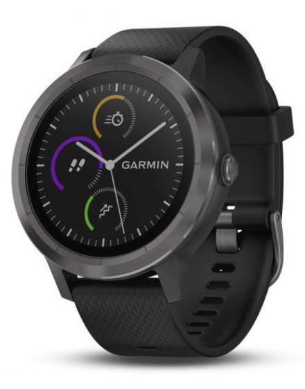 Garmin Vívoactive® 3 Negro con Stainless Hardware