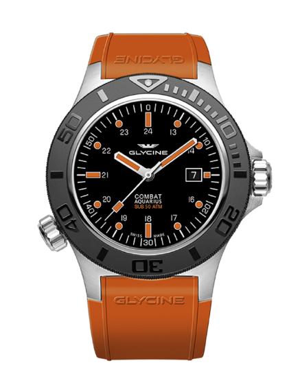 Reloj Glycine Combat Sub Aquarius GL0040