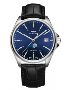 Reloj Glycine Combat 6 Classic Moonphase GL0113