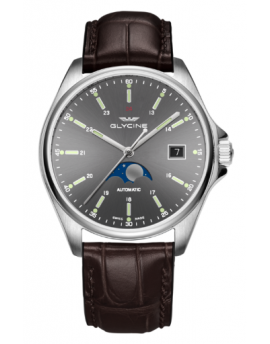 Reloj Glycine Combat 6 Classic Moonphase GL0114