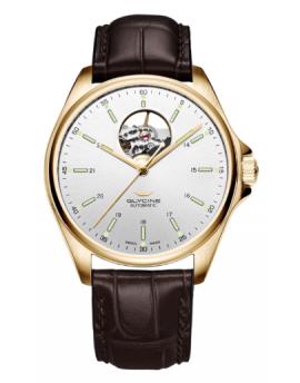 Reloj Glycine Combat Classic Openheart GL0121