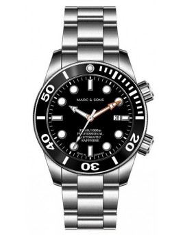 MARC & SONS Diver Watch Series Professional MSD-028-5S