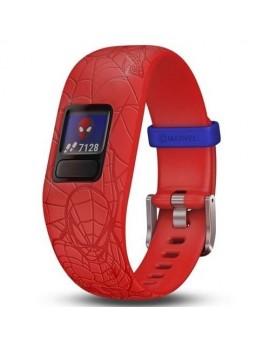Garmin Vívofit jr 2 Spiderman rojo