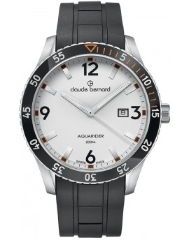 Claude Bernard Aquarider Watch 53008-3NOCA-AO